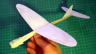Tutorial: Improved Catapult Paper Glider