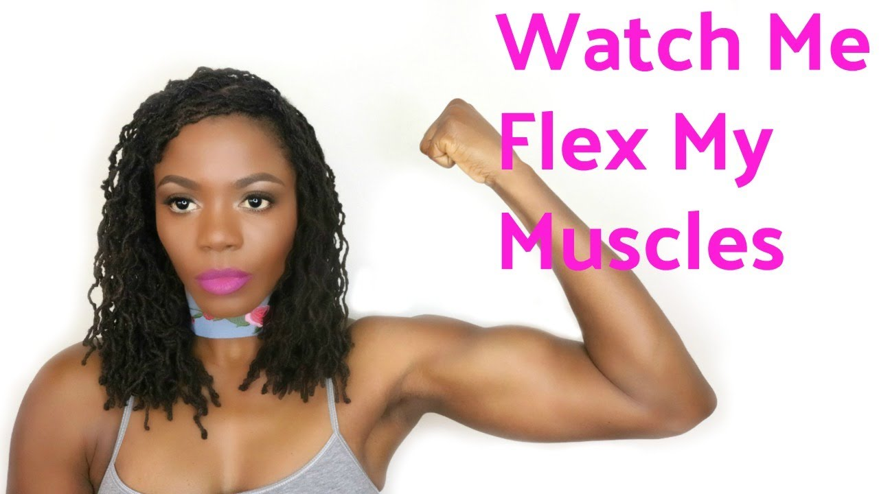 Watch my muscles
