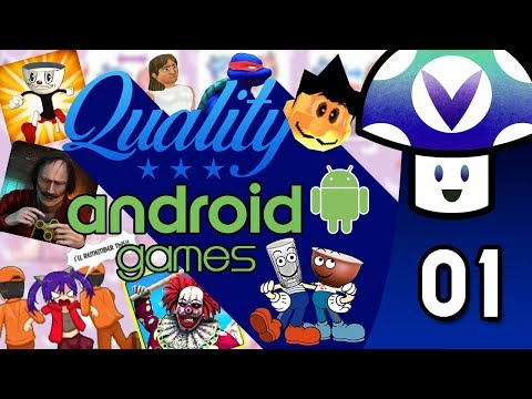 [Vinesauce] Vinny - Quality Android Games (part 1)