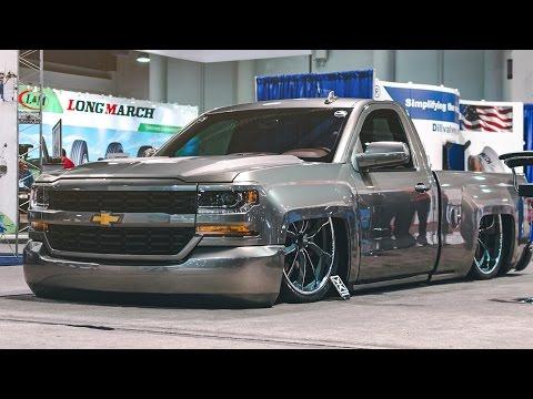 Top 3 Trucks | SEMA 2016