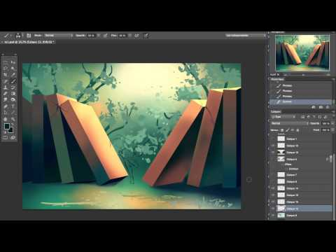 "First step of "" Dancing Zodiac : TAURUS "" – digital art – photoshop CC"
