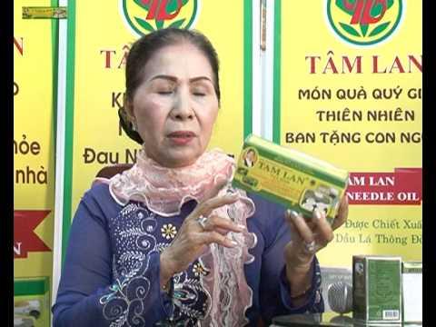 Cilp quảng cáo Trà Tâm Lan Tây Ninh