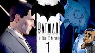 BATMAN: THE TELLTALE SERIES | Episode 2 Gameplay Walkthrough | Children of Arkham Part 1 (Murder)