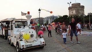 Theme Park - Thessaloniki, Greec / テッサロニキの移動遊園地(ギリシャ)