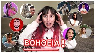 Εστειλα DM σε 9 YouTubers για να μου βάλουν μια πρόκληση | Marianna Grfld