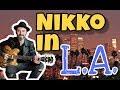 LA MUSICA LIVE A L.A. E LE MIE PRIME BAND
