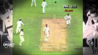 From the Vault: Ijaz Ahmed's big ton