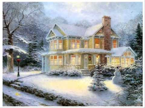 White Christmas - Irving Berlin - Bing Crosby (Beautiful Winter Scenes)