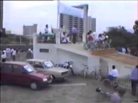OldSchool BMX Race Troia 1989 - Portugal