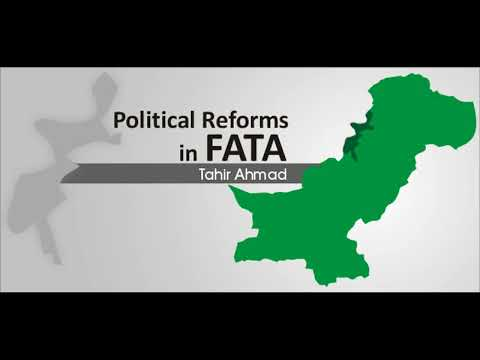 FATA Reforms Pak-Affair.(CSS Regarding)