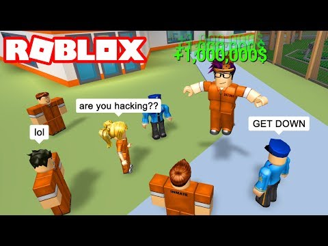 USING CHEATS IN ROBLOX!