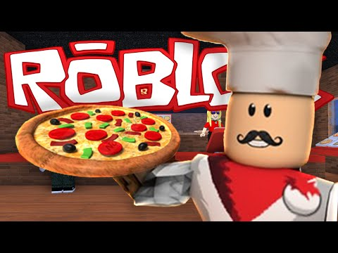 Roblox Adventures / Work at a Pizza Place / Roblox Roleplay