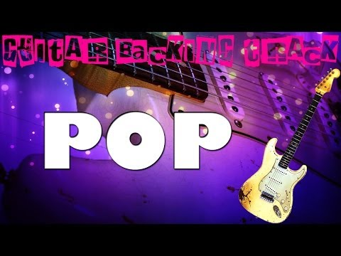 Pop Backing Track Am  85 Bpm  MegaBackingTracks