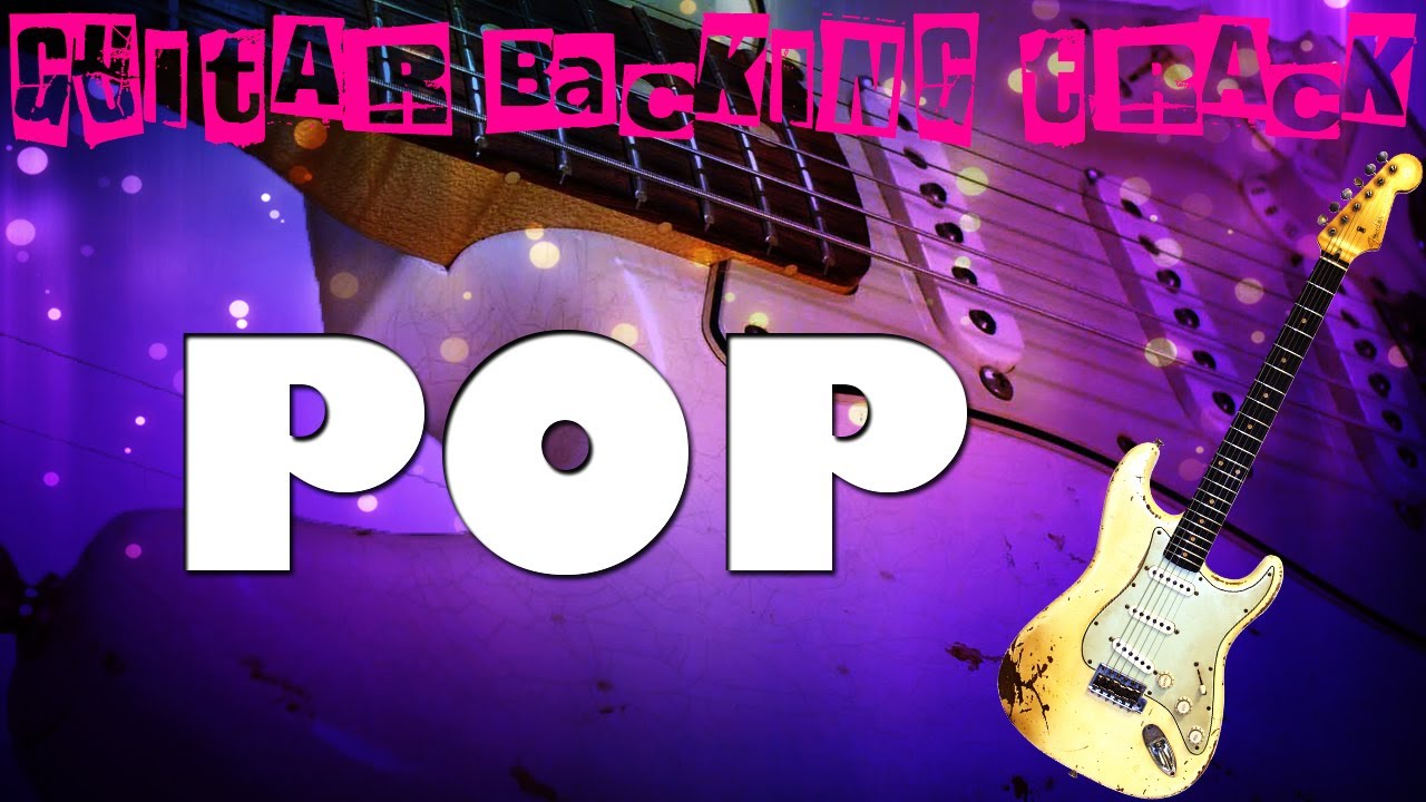 Pop Backing Track (Am) | 85 Bpm - MegaBackingTracks