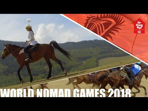 World Nomad Games: Eagle, Horses, and Decapitated Goat!