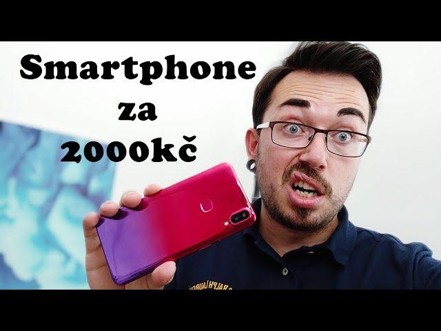 Smartphone z Wish za 2000kč!!!