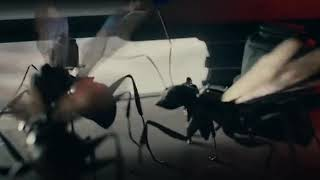 Ant man and falcon fight (2015) ant man moveclip