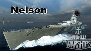 World of Warships: Nelson, AP Power