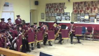 Castlerea Brass and Reed band