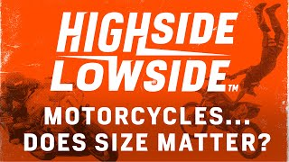 Small Motorcycles - Does Size Matter?