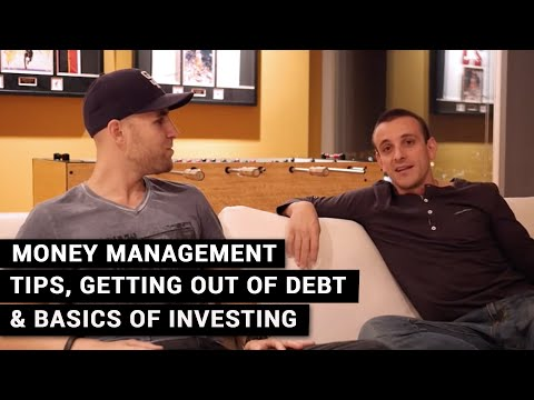 Money Management Tips, Getting Out Of Debt & Basics Of Investing