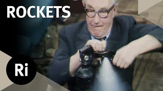 Water Rockets - Christmas Lectures with Eric M Rogers