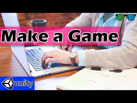 Create a Game from Scratch in Unity 3D