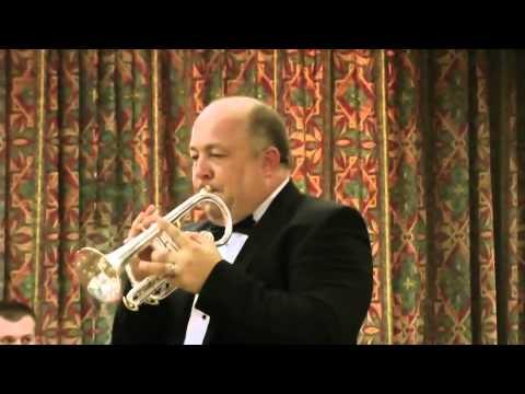 James Shepherd Versatile Brass - Cornet Etude, Soloist Rob Westacott