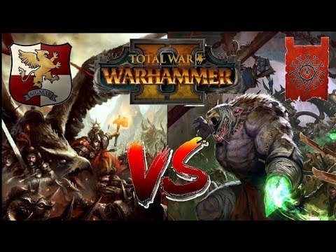 The Rat Inquisition   Empire vs Skaven - Total War Warhammer 2 Multiplayer Game