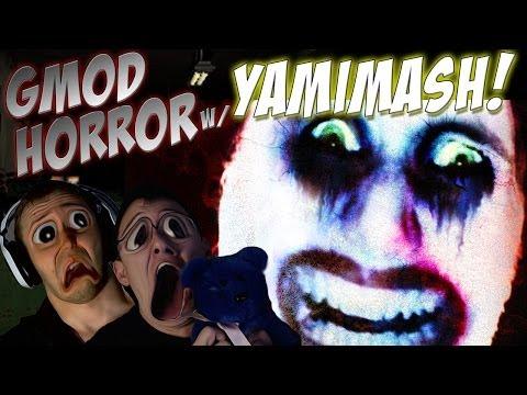 Garry's Mod Horror w/ YAMIMASH | Hell's Prison #1
