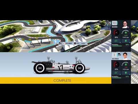 Motorsport Manager Online gameplay |