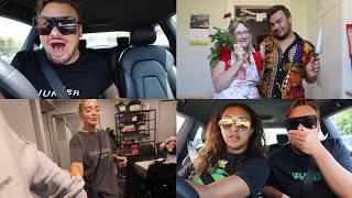 VLOG | road rage, ranting, surprising Amy + more!