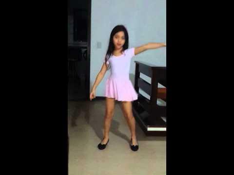 Sthefanye Japinha Dançando