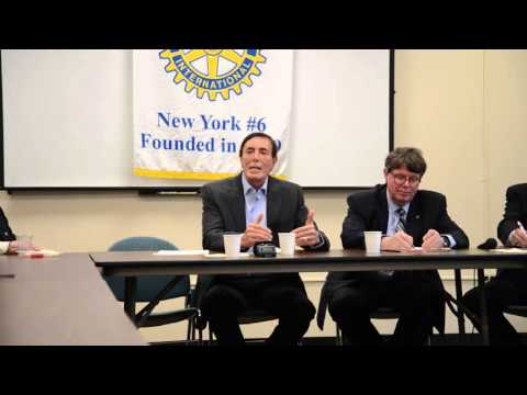 Rotary Club: The Psychological Dimension of the Israeli-Palestinian Conflict
