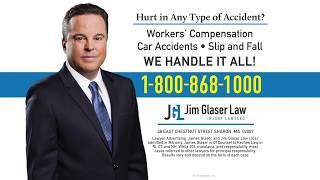 Call Jim Glaser If You had Surgery After a Work Accident