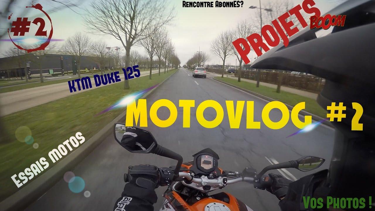 Rencontre moto 125