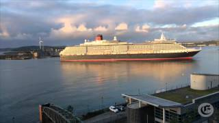 Time Lapse Of The Queen Victoria
