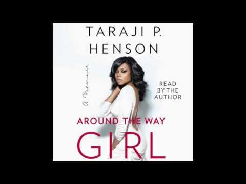 Taraji P. Henson on her audiobook 'Around the Way Girl'