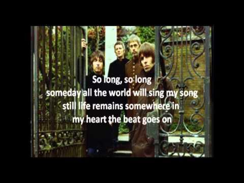 Beady Eye - The Beat Goes On (Lyrics)
