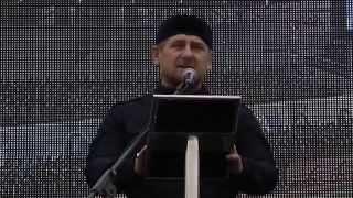Ramzan Kadyrov, President of Chechnya