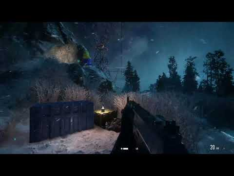 Sniper Ghost Warrior Contracts / OPENING |