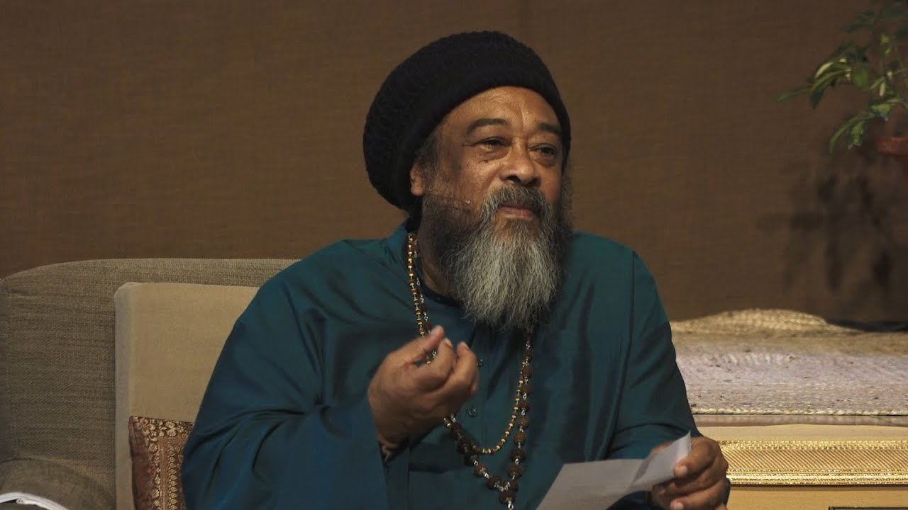 Video: Mooji on feelings of grief and the wish to just escape