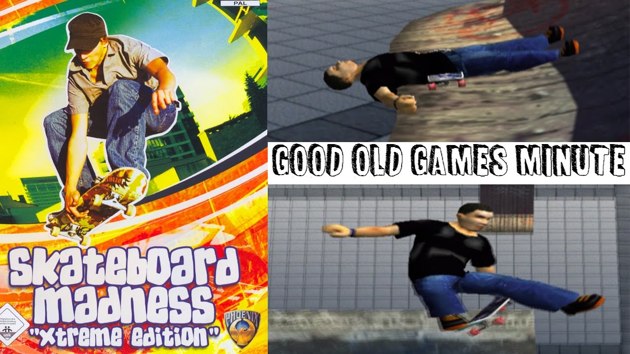Skateboard Madness Xtreme Edition - Begin Gameplay PS2 HD - YouTube b5836efcda2