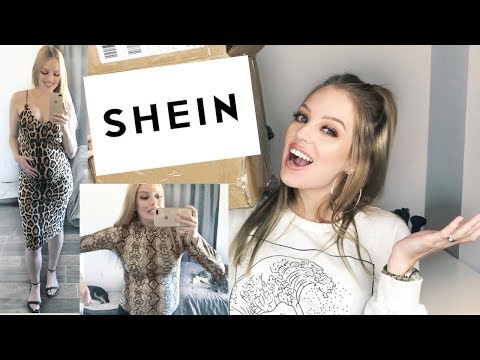 3991bd18adff9 TRY ON Shein Haul 7 MONTHS PREGNANT!