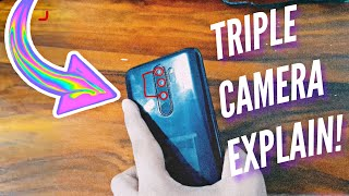 How Triple Camera WORKS! And What Are The Benefits ?