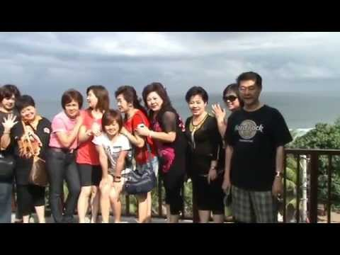 MY PARENTS AND THEIR FRIENDS' BALI TRIP IN 2011