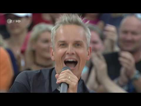 Hermes House Band - Ring Of Fire - ZDF Fernsehgarten 30.07.2017