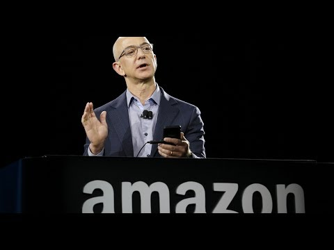 Forbes names Jeff Bezos as the world's richest man