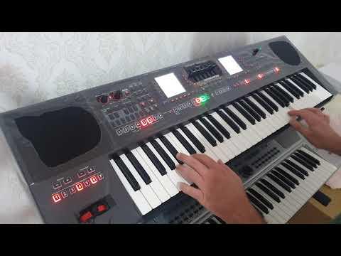 Roland E-A7 / Sarhoş - İbrahim Tatlıses (Barak Atash Set) #Cover