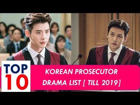 Korean Prosecutor Drama - Top 10 List